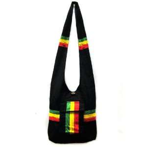 Rasta Shoulder Purse Sling bag Tote bag Baby