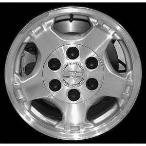 99 02 CHEVY CHEVROLET SILVERADO PICKUP ALLOY WHEEL RIM 16