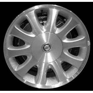 01 03 CHRYSLER TOWN & COUNTRY VAN ALLOY WHEEL RIM 16 INCH