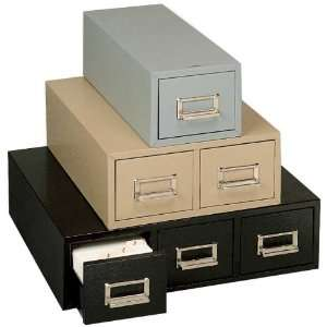 Buddy 1369 6x9 Single Drawer Card Cabinets Office