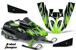 SNOWMOBILE ACCESSORIES STICKER KIT ARCTIC CAT 120 SNO PRO YOUTH TMGK