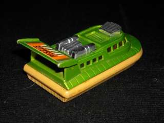 Vintage Lesney Matchbox 1972 72/2 Hovercraft Superfast