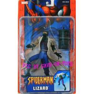 Spider Man Classics Series 12 Lizard Action Figure with