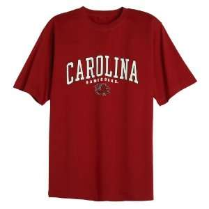 South Carolina Gamecocks 100% Cotton Short Sleeve T Shirt