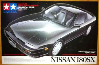 89727 1/24 TAMIYA NISSAN 180SX MODEL KIT