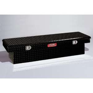 Dee Zee 8694B Competitor Series Black Aluminum Single Lid