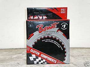 BARNETT CLUTCH KIT YAMAHA YFZ450 04 06 YFZ 450 CARBON