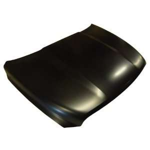 TKY DG20054B TY1 Dodge Ram Primed Black Replacement Hood Automotive