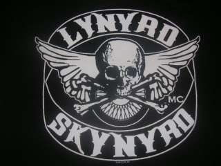 LYNYRD SKYNYRD JACKSONVILLE FLORIDA ROCK BAND SHIRT