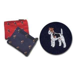 Fox Terrier (Wirehaired) Cosmetic Bag (Dog Breed Make up