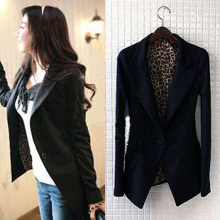 2012 Fashion Women Slim OL Professional Suit Business Dress Jacket