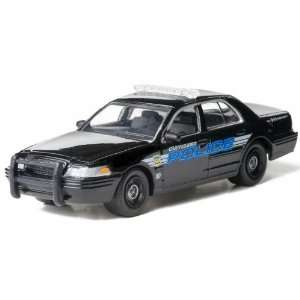 Greenlight 1/64 Cleveland, OH Police Ford Crown Vic Toys