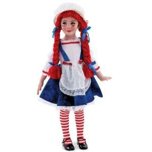 Lets Party By Rubies Costumes Yarn Babies Rag Doll Girl