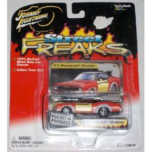 Street Freaks 71 Plymouth Duster Playing Mantis Toys & Games