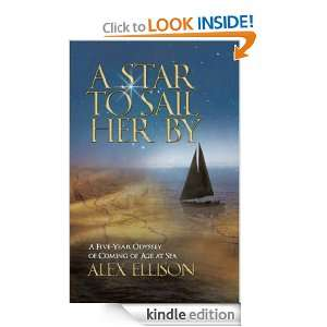YEAR ODYSSEY OF COMING OF AGE AT SEA eBook Alex Ellison Kindle Store
