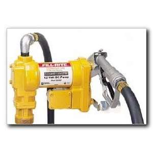 Fill Rite Fuel Transfer Pump   12 Volt DC, 13 GPM, Model# SD1202NT