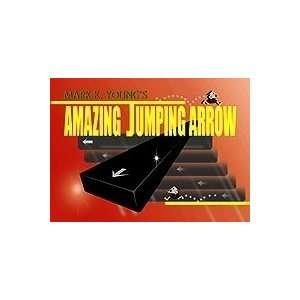 Jumping Arrow, Amazing   General / Close Up Magic Toys