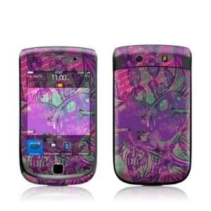 Tortured Heart Design Protective Skin Decal Sticker for BlackBerry RIM