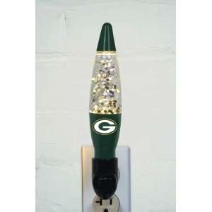 GREEN BAY PACKERS 8 IN MOTION NIGHT LIGHT