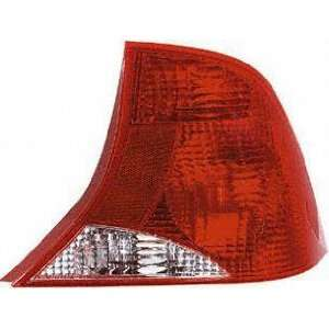 00 01 FORD FOCUS TAIL LIGHT RH (PASSENGER SIDE), Sedan, Until 1 01, 3