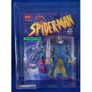 Marvel Spider Man Animated Series 2 Rhino AFA 85 Sealed in