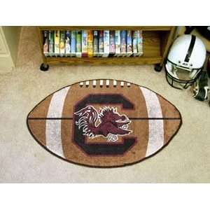 Carolina Gamecocks Football Throw Rug (22 X 35)