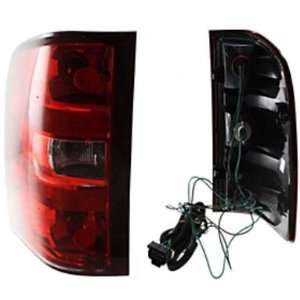 This is a Brand New Aftermarket Tail Light Driver Side Fits Chevrolet