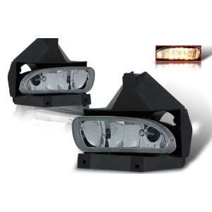 Ford Mustang Oem Style Fog Light (Smoke) Performance