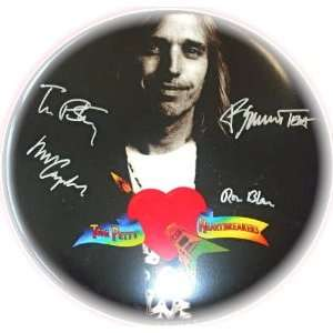 Tom Petty and the Heartbreakers Autographed / Signed