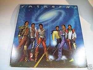 Michael Jackson 5 Vinyl Album 1984 Epic Records