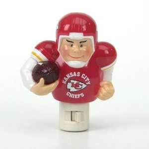 5 NFL Kansas City Chiefs Football Player Night Light