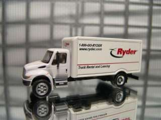 87 HO Scale Custom International Straight Truck   (RYDER)