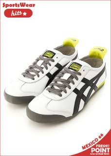 Asics Onitsuka Tiger Mexico 66 White/Graphite Shoes T37