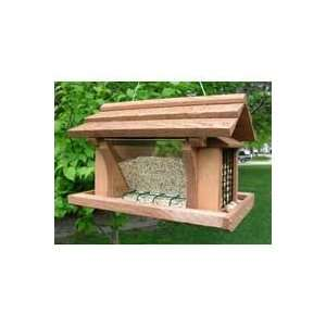 inch Feeder with Suet (Bird Feeders) (Seed Feeders)