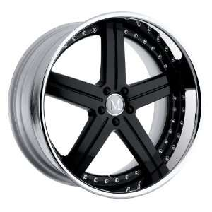20x8.5 Mandrus Stuttgart (Gloss Black) Wheels/Rims 5x112