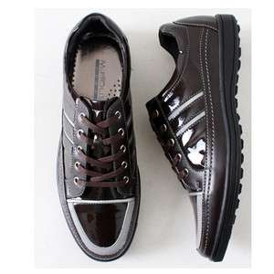 Mens Shoes Fashion Star Royal Sneakers Brown