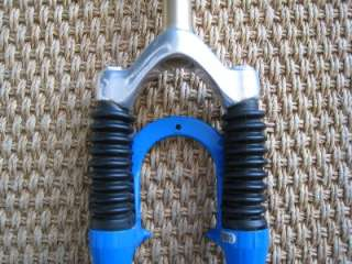 Rock Shox SID Dual Air Fork + Shock Pump Blue 26 Homegrown Yeti