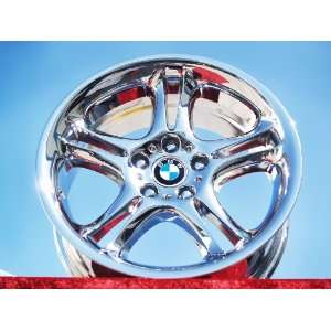 BMW Z8Style 59 Set of 4 genuine factory 18inch chrome wheels