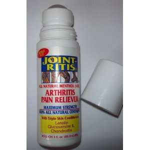 Joint ritis Pain Reliever Roll On 3 Oz Health & Personal