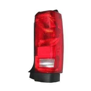 OE Replacement Dodge Caravan/Plymouth Voyager Passenger Side Taillight