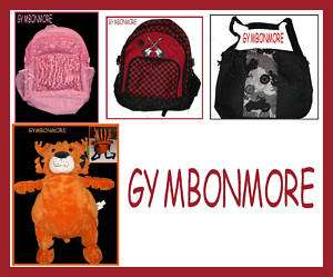 NWT Gymboree Backpack Back Pack Book Bag girls boys