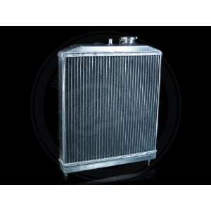 Competition Aluminum SiR Radiator 92 00 Honda Civic/Delsol Automotive