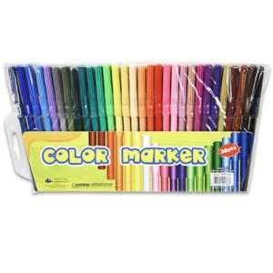 New   Marker 30 Piece Water Color Assorted Case Pack 36 by