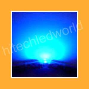 20pcs 3W STAR HIGH POWER BLUE LED LAMP PRO LIGHT 80LM