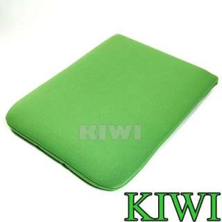 Green Laptop Sleeve Bag for Macbook Pro Dell HP Acer 13