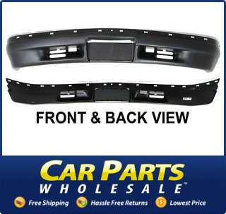 New Valance Lower Front Primered Chevy S10 Pickup Chevrolet Blazer