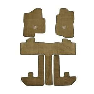 Cadillac Escalade ESV 2nd Row Captain Seats Prairie Tan Carpet Floor