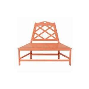Achla Designs Chippendale Tree Bench Patio, Lawn & Garden