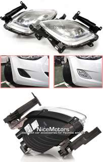 goods specification title hyundai 2011 elantra avante fog light lamp