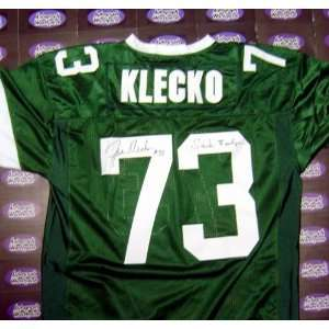 Joe Klecko Autographed/Hand Signed Football Jersey (New